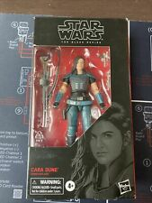 Star Wars The Black Series 6? Figure ? Cara Dune #101 ? Mandalorian ? NICE!