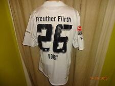"SpVgg Greuther Fürth Jako Matchworn Trikot 08/09 ""KARSTADT"" + Nr.26 Voigt Gr.XL"