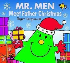 Mr Men Christmas Story Book - MR MEN MEET FATHER CHRISTMAS - NEW