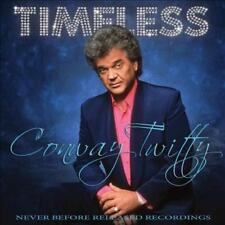 CONWAY TWITTY TIMELESS [11/3] * NEW VINYL
