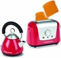 Casdon Morphy Richards Kettle And Toaster Playset Children Pretend Kitchen Toy