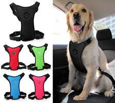 Safety Cat Dog Car Seat Belt Harness Restraint Adjustable Mesh for Travel XS-L