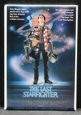 "THE LAST STARFIGHTER Movie Silk Fabric Poster Sci-Fi 11/""x17/"" 24/""x36/"""