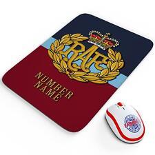 Personalised RAF Royal Air Force Badge Mouse Mat Pad Gaming Computer Gift RA10