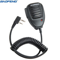 Original Baofeng Speaker Microphone DM-5R UV-5R BF-888S GT-3 Walkie Talkie Radio