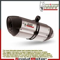 Mivv Complete Exhaust Suono Stainless Steel for Ktm Rc 390 2014 > 2016