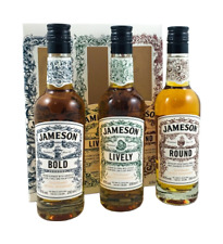(58,3€/l) Jameson The Deconstructed Serie Irish Whiskey 40% 3-0,2l Flasche