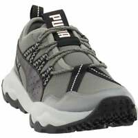 Puma Ember Trail Womens Running Sneakers Shoes    - Grey