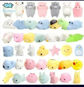 Mochi squishy toys pack of 10