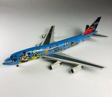 Phoenix 1/400 Japan Airlines JAL Disney Family #3 747-400 JA8083 JC4JAL108