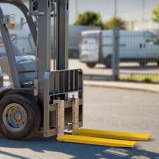 Vevor 96x5inch Pallet Fork Extensions For Forklifts Lift Truck Fit For 4 Fork