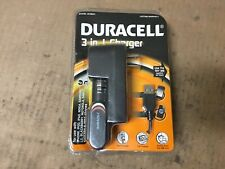 Duracell 3-in-1 Phone Charger Model For Use W/ Many Phones