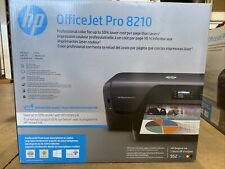 HP OfficeJet Pro 8210 Wireless Color Printer