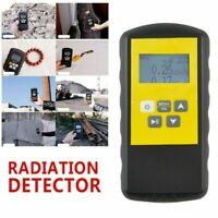β Y XRay Radiation Detector Nuclear Radiation Monitor Meter Geiger Counter Black