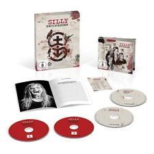 Silly - Wutfänger (Limitierte Fanbox) 2 CDs + Blu-ray + DVD (2016) neu und ovp