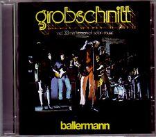 CD (NEU!) . GROBSCHNITT - Ballermann (+ live Bonus 2015er Remaster mkmbh