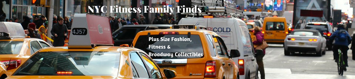 NYC Fitness, Family and Finds