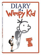 DVD - Animation - Diary of Wimpy Kid - Steve Zahn -Chloe Moretz Thor Freudenthal