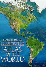 New, Illustrated Atlas of the World (World Atlas), Reader's Digest, Book