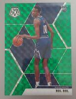 Bol Bol Rookie Green Mosaic 2020 Panini Mosaic #222 Denver Nuggets