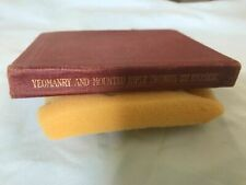 """New listing Australia Important Military Author&Soldier Book,""""Yeomanry And Mounted Rifle"""""""