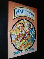 COLLODI - PINOCCHIO - META' LIBRO META' FUMETTO – ED. DISPAC