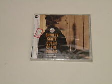 SHIRLEY SCOTT - QUEEN OF THE ORGAN - JAPAN CD 1992 W/OBI MCA RECORDS  NEW!SEALED