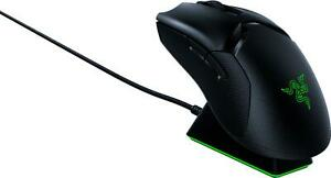 Razer Viper Ultimate RZ01-03050100 Wireless Optical Gaming Mouse Charging Dock