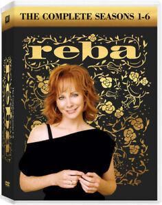 Reba: The Complete Seasons 1-6 [New DVD] Full Frame, Subtitled, Dolby