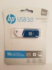 HP 16GB USB 3.0 FLASH DRIVE x755W BRAND NEW! USA SHIPPER! FREE SHIPPING!