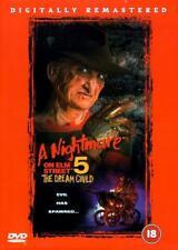 A Nightmare On Elm Street 5 : The Dream Child (DVD / Stephen Hopkins 1989)