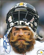BRETT KEISEL REPRINT 8X10 AUTOGRAPHED SIGNED PHOTO PICTURE PITTSBURGH STEELERS