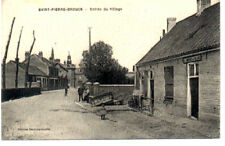 (S-87881) FRANCE - 59 - ST PIERRE BROUCK CPA      DUCROCQ-STOCLIN ed.