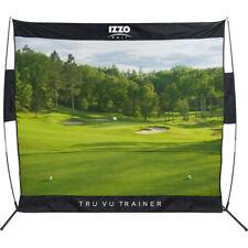 NEW Izzo Golf Tru Vu Trainer Hitting Net Classic Course Home Range Practice