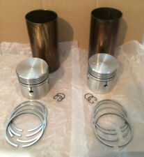 Indian Scout Cylinder Sleeve & Piston Kit with Rings 86517 & 28750 (104)