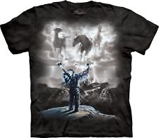 Summoning the Storm T Shirt Adult Unisex The Mountain