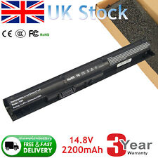 More details for battery for hp pavilion 15 17 notebook v104 756479-421 756743-001 envy 14 15 uk