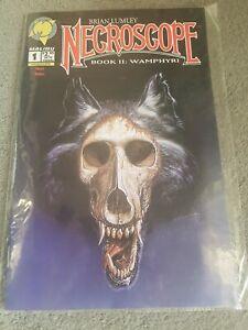 Brian Lumley's - Necroscope Book 2 Wamphyri (1993) Malibu Comics
