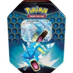 Pokemon TCG - Hidden Fates Tin Gyarados  - Brand New & Sealed