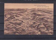 """Westlicher Kriegsschauplatz """"Soissons und Umgebung"""" sehr schöne Karte"""