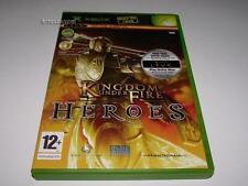 Kingdom Under Fire Heroes Xbox Original PAL Preloved *No Manual*