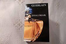 Guerlain Shalimar, Eau de Parfum, 1ml, sehr selten, ideal zum Testen, neu