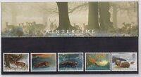 GB Presentation Pack 224 1992 Wintertime 10% OFF 5