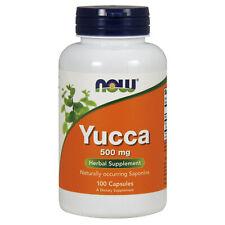 Raíz de yuca (mandioca) 500mg 100 Cápsulas | inmunidad Piel la salud de las articulaciones Vitamina C