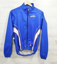 Blue Biemme Gore Windstopper Cycling Jacket Size U.S. Large / Euro 4