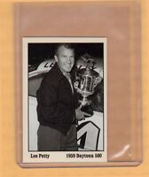 Lee Petty '59 Daytona 500 Winners Circle #1 Oldsmobile NASCAR 1st Daytona 500 🔥