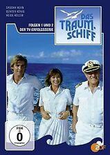 Das Traumschiff - Folgen 1 und 2 von Fritz Umgelter | DVD | Zustand gut