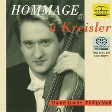 Hommage a Kreisler, New Music