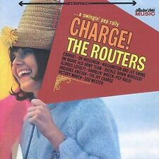 The Routers: Charge!  CD Instrumentals