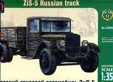 ARK - Russian truck ZiS-5 Russischer LKW Lastwagen Soviet Modell-Bausatz - 1:35
